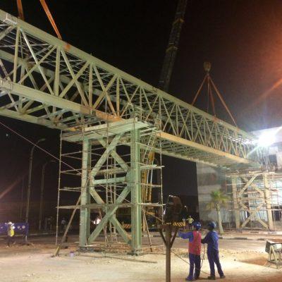 Qatar University Bridges